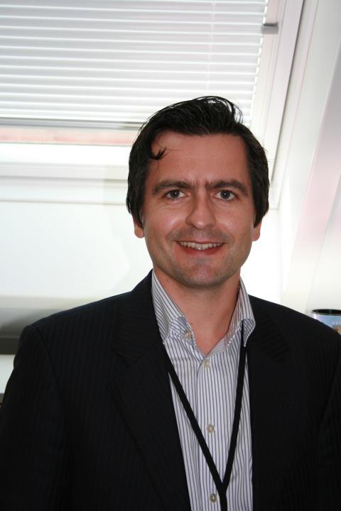 Geir Ingebrigtsen - økonomidirektør