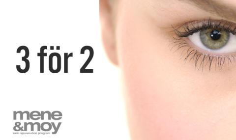 Vi kickstartar terminen med massor av nya erbjudanden på mene& moy, Priori & Decléor!