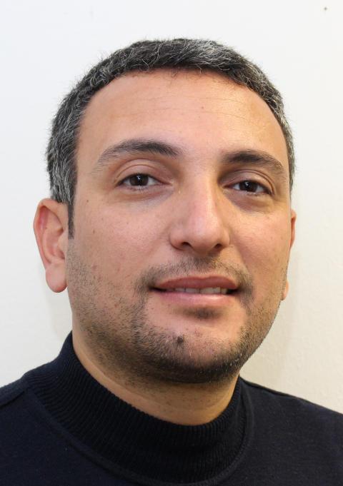 Samy Ajjour, Leiter der SOS-Kinderdörfer Gaza