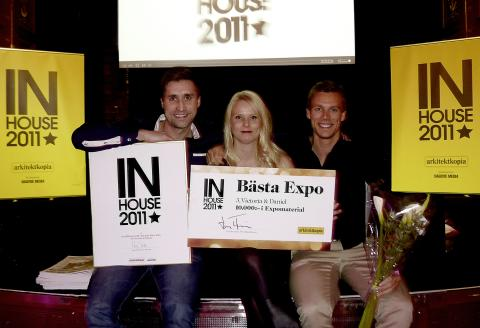 3 vann pris för bästa inhousebyrå