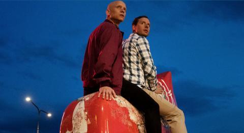 Broadwaysuccé till Spannarboda: Stenar i fickan – om polarisering mellan storstad och landsbygd