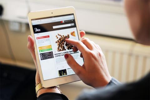 Bool bygger mobilanpassat och socialt intranät med integrerat processverktyg på SharePoint 2013 till Diös Fastigheter