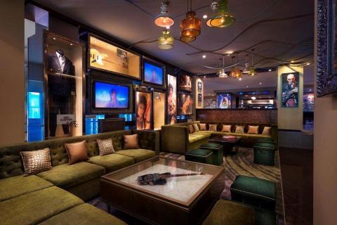 Rockigt och lyxigt på Hard Rock Hotel i Cancún