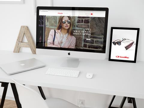 Digitalt magasin blir LensWays vapen i contentkriget