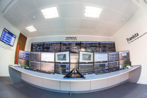 Hitachi Receives Order for UK Railway Traffic Management System Prototype
