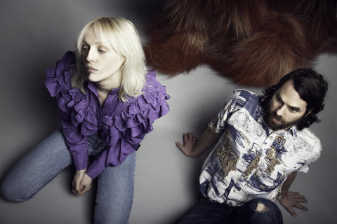 LUMP – Laura Marling & Mike Lindsay slipper album sammen