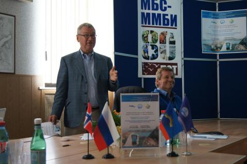 Akvaplan-niva opprettholder samarbeidet med Russland