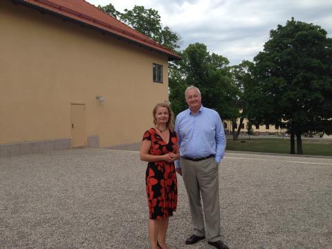Nordin (M)/Edholm (FP): Stockholms stad köper Konradsberg