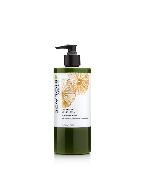 Matrix Cleansing Conditioner for fint hår