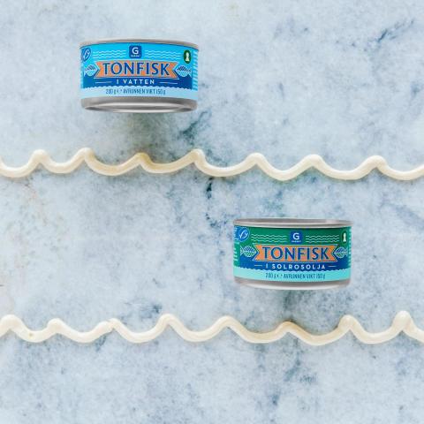 Nu kan du själv garanterat spåra din tonfisk