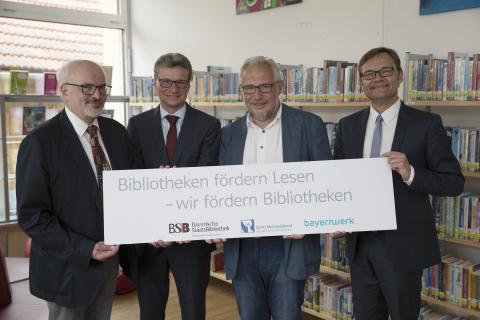 Verlängerung Partnerschaft Kinderbibliothekspreis
