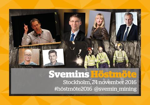 Look - no hands! Gruvkonferens om drönare och självkörande fordon under jord #höstmöte2016