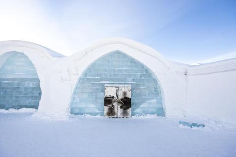 ICEHOTEL nominerade till Stora Turismpriset 2014!