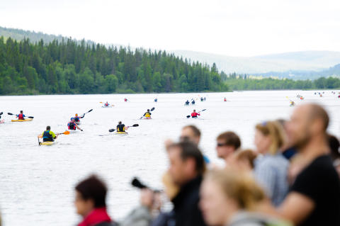 SkiStar Åre: Rekordmånga anmälda till Åre Extreme Challenge 2013