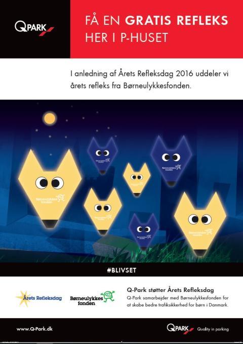 Plakat årets refleksdag 2016
