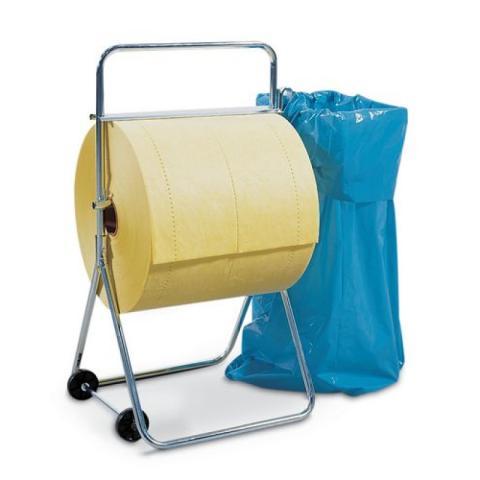 Golvställ för absorbenter
