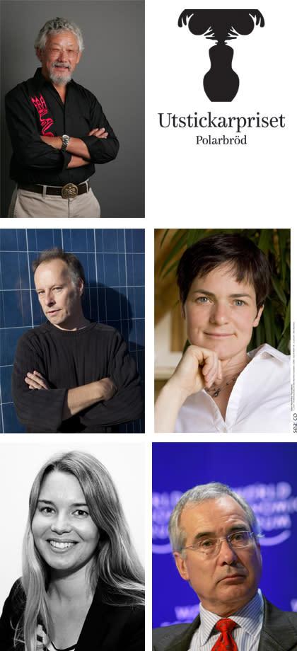 Fem starka ledare nominerade till Utstickarpriset 2013