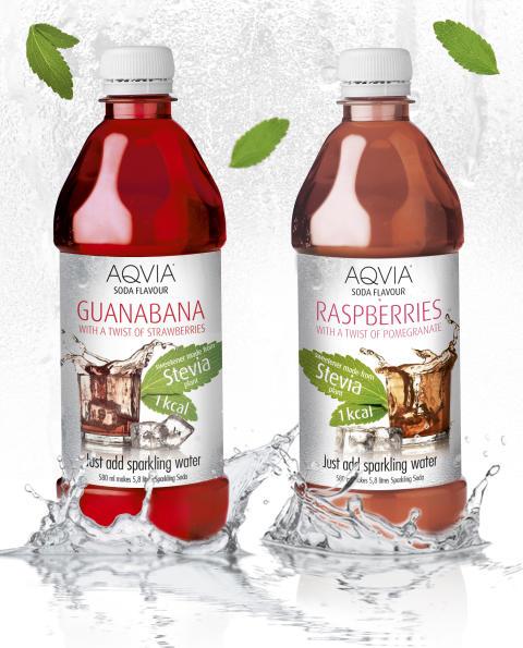 Generös smak och minimalt med kalorier i AGAs nya light-produkter