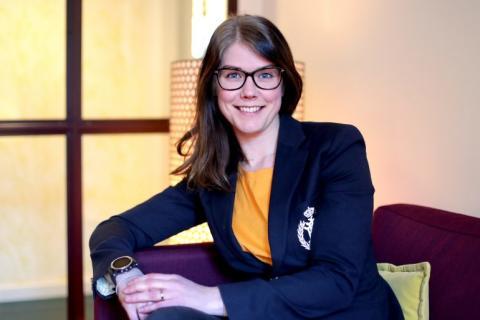 Jessica Nordlander, CDO at STS, awarded 'Sweden's Most Innovative Leader'