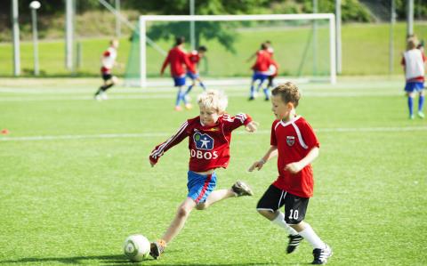 Reis kollektivt til Norway Cup