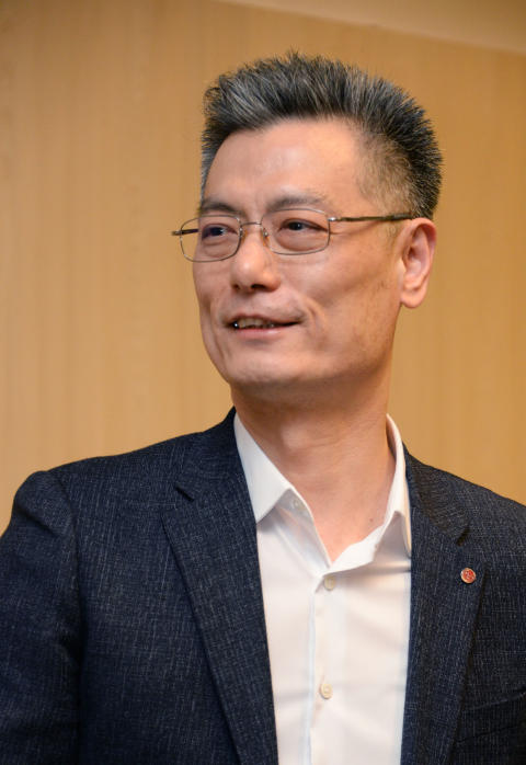 Hwang Jeong-hwan, vd för LG Mobile Communications Company