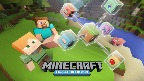 Microsoft investerer i ny versjon av «Minecraft» for klasserommet