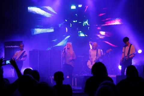 Bandet Process deltar i Livekarusellen 2014