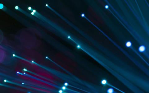 The Beauty of Fiber Optic
