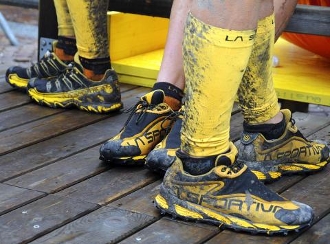 Säker och snabb löpning med underbart grepp. La Sportiva XCountry i Ö till Ö
