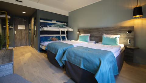 Stena Line genomför storrenovering av The Reef Hotel