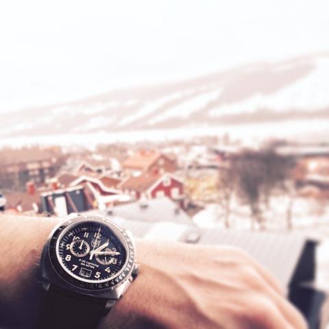 Vinter i Åre - CERTINA
