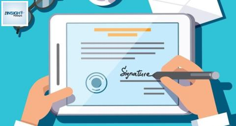 Electronic Signature Software Market Analysis 2027 – Top Players are Adobe Systems Software Ireland, Legalesign Limited, Signix, Esigngenie, Hellosign, RPost, U-Sign-It, DocuSign, Unit4, Sertifi