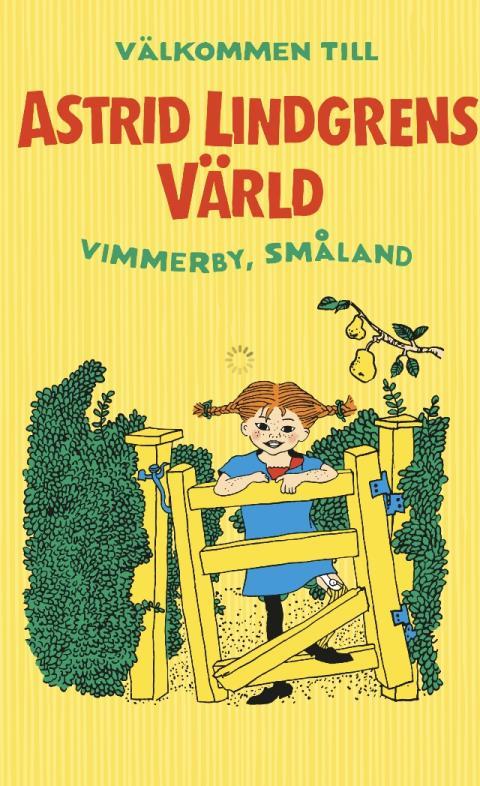 PÅMINNELSE Astrid Lindgrens värld 31 augusti med avd Kalmar