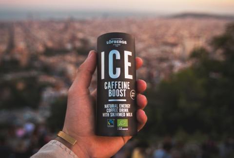 Löfbergs ICE Cafffeine Boost