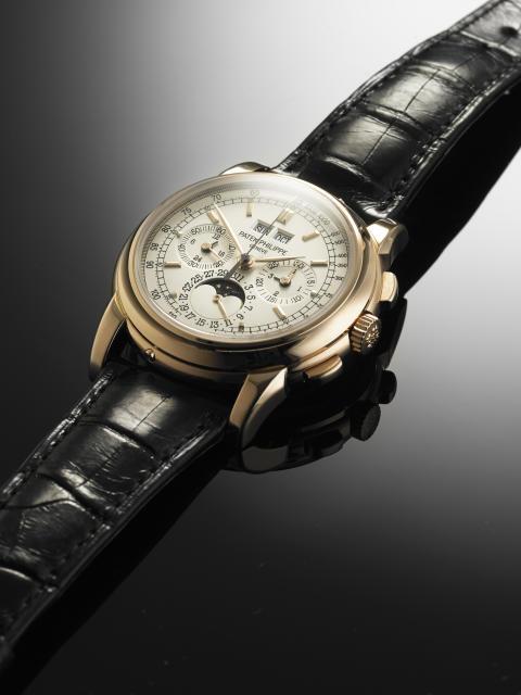 Auktionsrekord: Patek Philippe solgt for 650.000 kr.