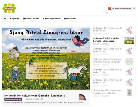 Veckans nyheter från Nätverket Lindekultur - vecka 3