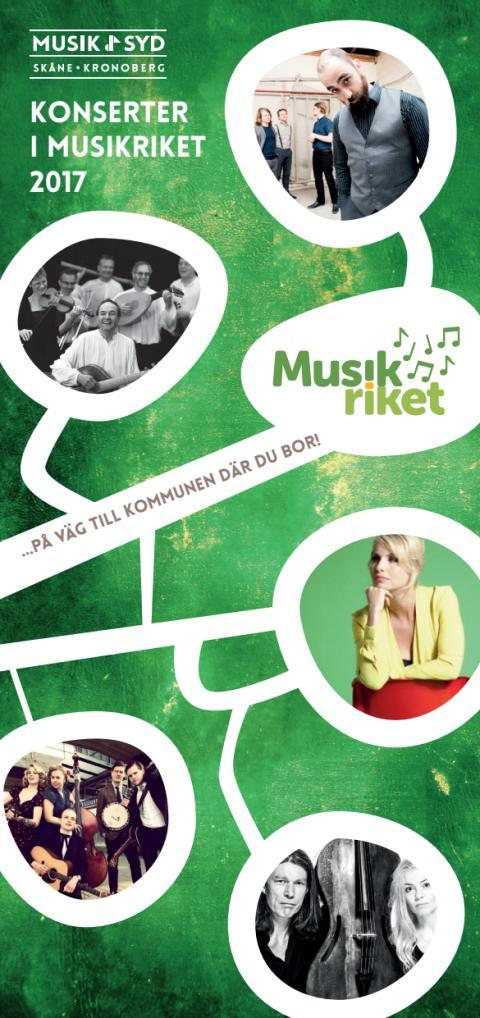 Musikriket 2017 PROGRAMBOK