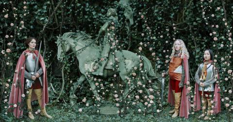 Helena Blomqvist, St Joan of Arc, 2019