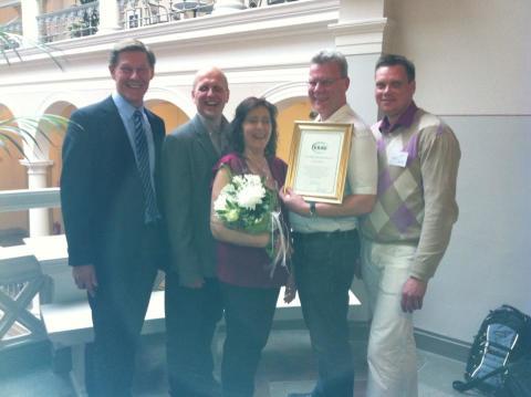 KRAV-märkt skolkök får priset Årets Hållbara Offentliga Gastronomi