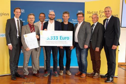 Preisträger Bürgerenergiepreis_BürgerEnergie Essenbach