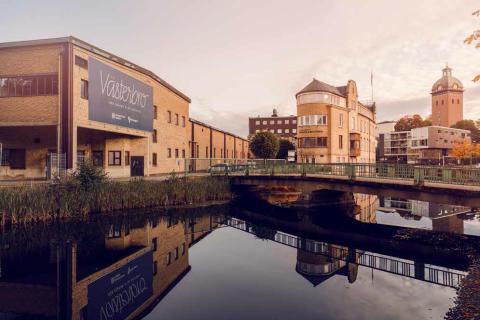 Borås kommunstyrelse säger ja till fortsatt utveckling av Viskaholm