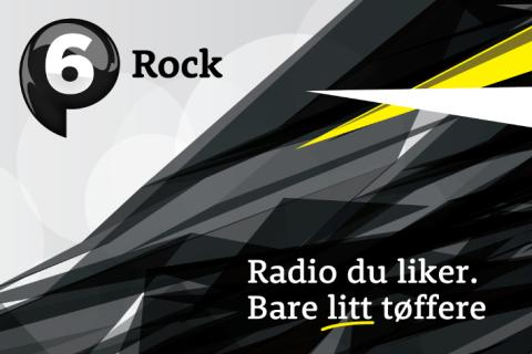 P4 lanserer en ny radiokanal, P6 Rock