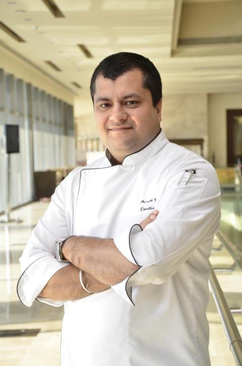 Indisk matfestival på Sheraton Stockholm Hotel