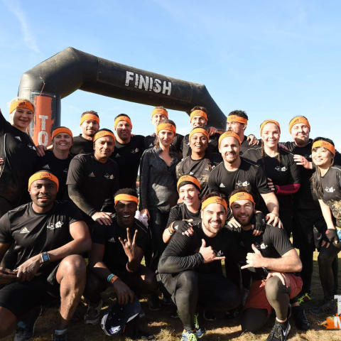 Buffalo Partners take on the 'Tough Mudder' Challenge and raise over £30k to support families with sick children in hospital
