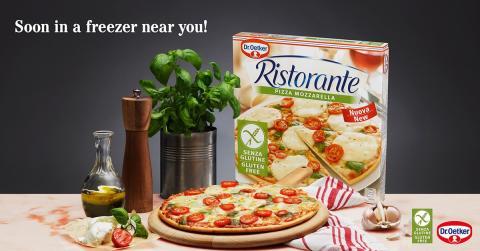 Pizza til (glutenfri) folket!