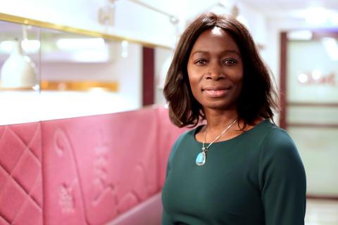 Nyamko Sabuni är Årets mångfaldschef
