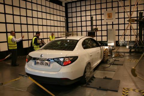 Renault investerer 2.1 mia. kroner i testcenter for elbiler