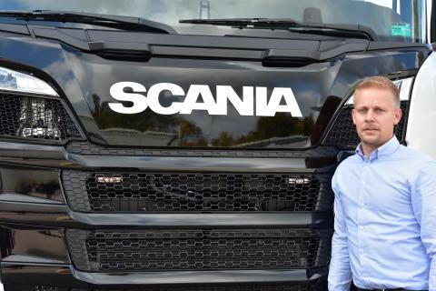 Ny Salgskonsulent hos Scania Danmark A/S