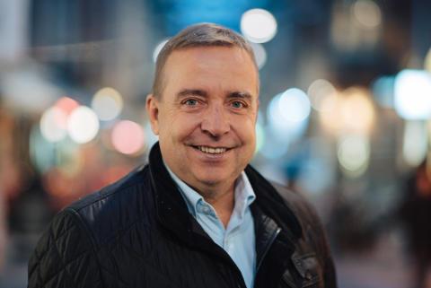Erik Hallberg, Styrelseordförande