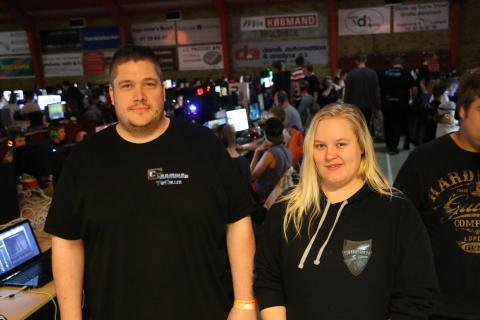 200 gamere til LAN-party i Troldhede